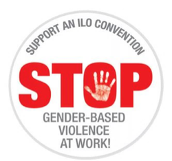 16 Days Campaign Day 7<br>Harassment and Violence in the Work Place