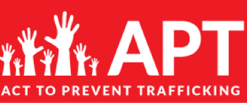 16 Days Campaign Day 9<br>Human Trafficking