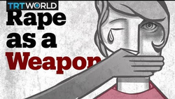 16 Days Campaign 2020 - Day 10<br>Rape As A Weapon of War